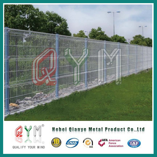 Galvanized Welded Wire Fence | China 3d Curved Wire Mesh Fence Galvanized Welded Wire Mesh Fence