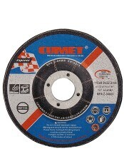Depressed Centre Grinding Wheel for Metal (115X6X22.2MM)