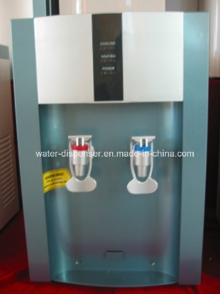 Compressor Cooling Desk-Top Water Dispenser 16t/E Painting Color pictures & photos