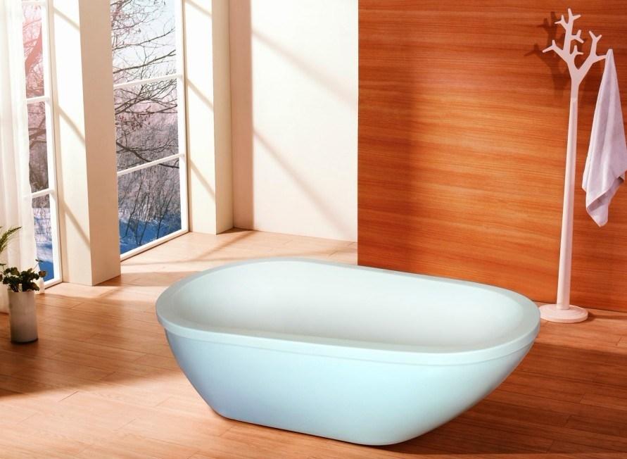 China 1 2 People Bathroom Simple Bathtub Hot Tub - China Simple ...