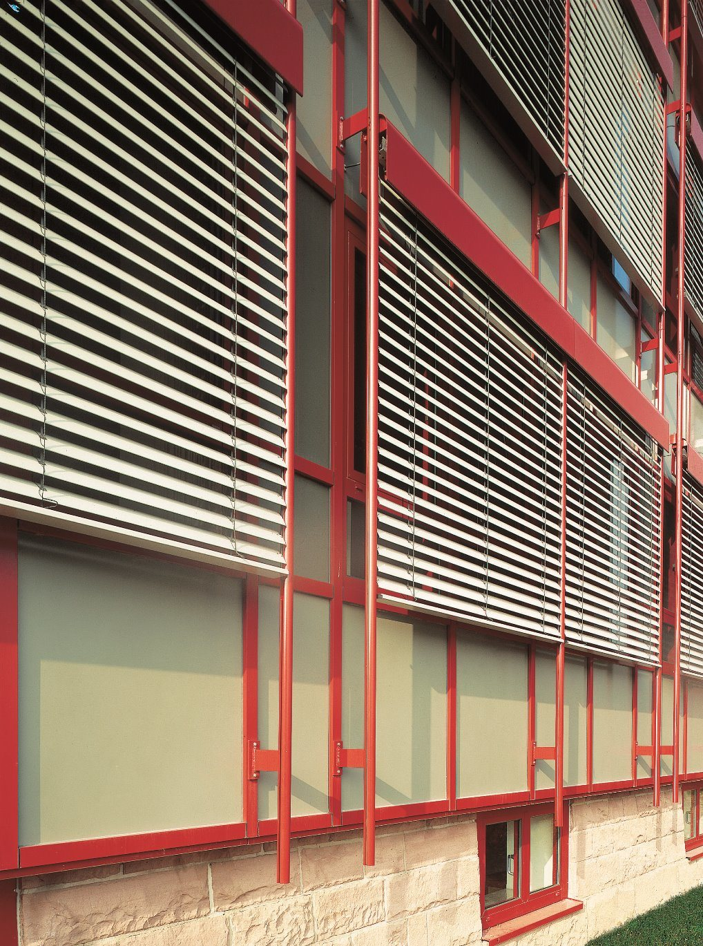 Professional Supplier for Aluminum Exterior Blind Louver with Best Price