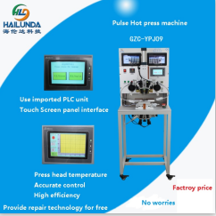[Hot Item] Pulse Hot Press Machine for Screen Assemble Electronic  Production FFC, FPC Acf Bonding Solderging to FPC and PCB