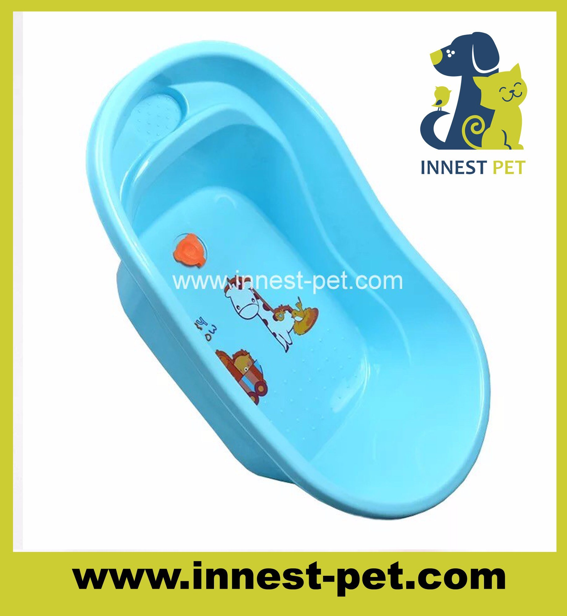 China 2018 Plastic Dog SPA Wash Bath Tub/Bathtubs for Small Dogs ...