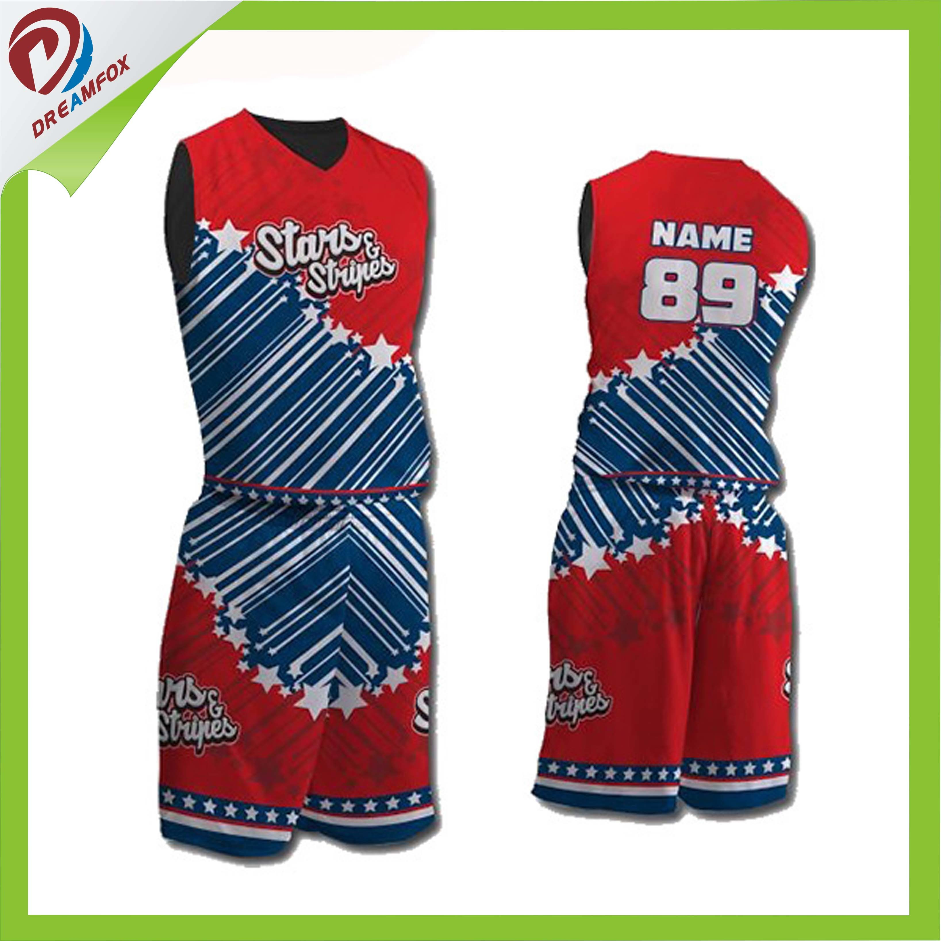 4ad48c51b0b1 China 100%Polyester Custom Fashion Sublimation Basketball Jersey Black and  Red - China Basketball Jersey Black and Red