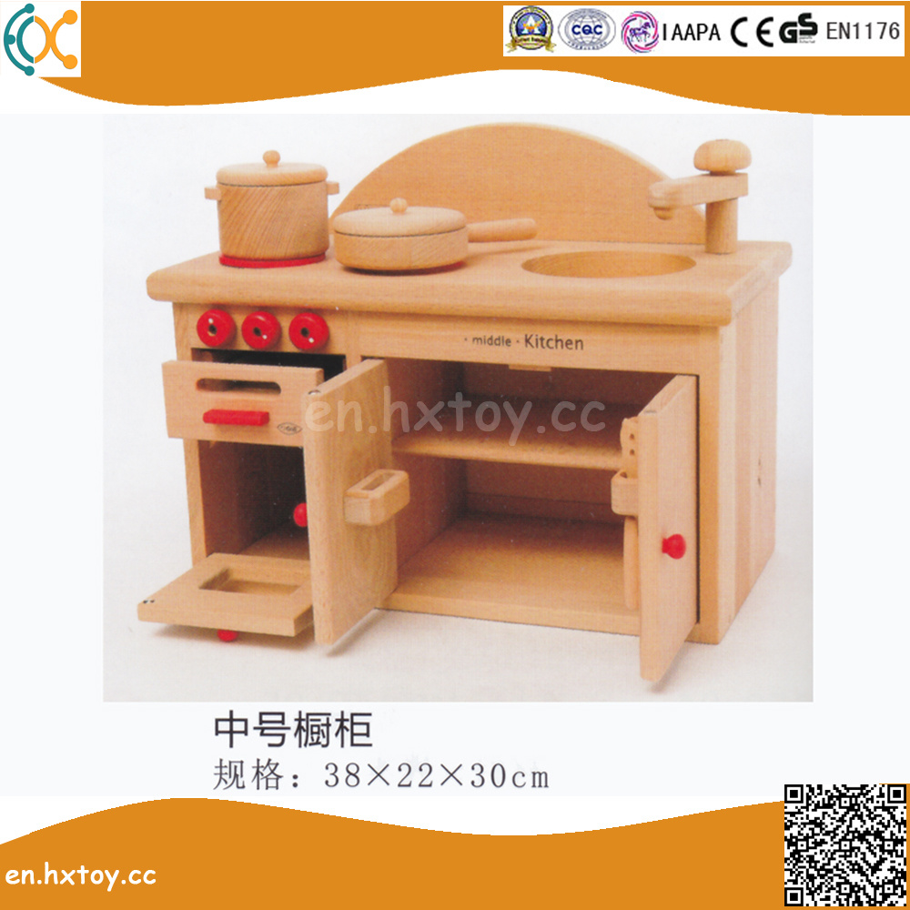 China Children Educational Wooden Kitchen Play Toy For Preschool   China  Kitchen Play Toys, Role Play Toys