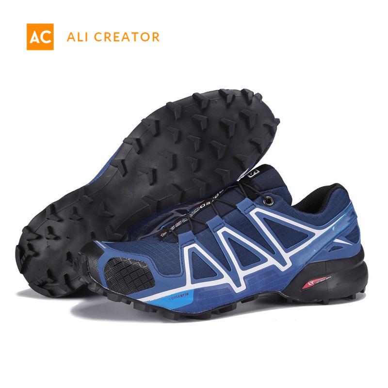 énorme réduction 67f1d 6da19 [Hot Item] Men Speed Cross 3 CS Cross-Country Fencing Shoes Speedcross 3  Outdoor Shoes