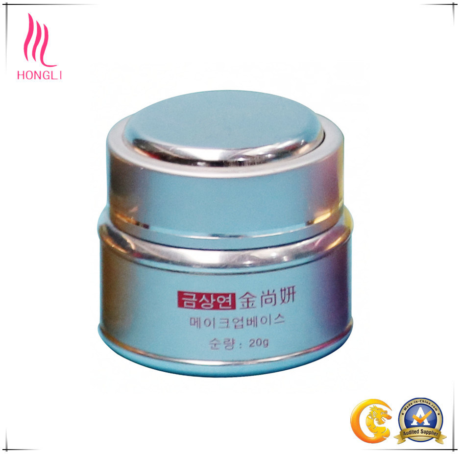 Wide Mouth Aluminum Jar Lids Cream Container for Cosmetic Packaging