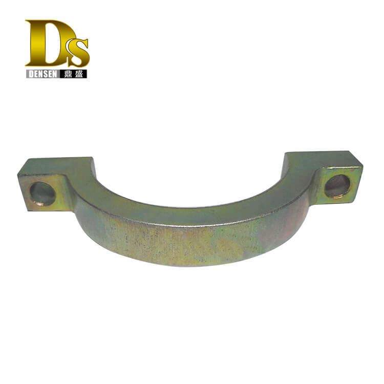 China Densen Customized Steel Heavy Duty Pipe Clamps with