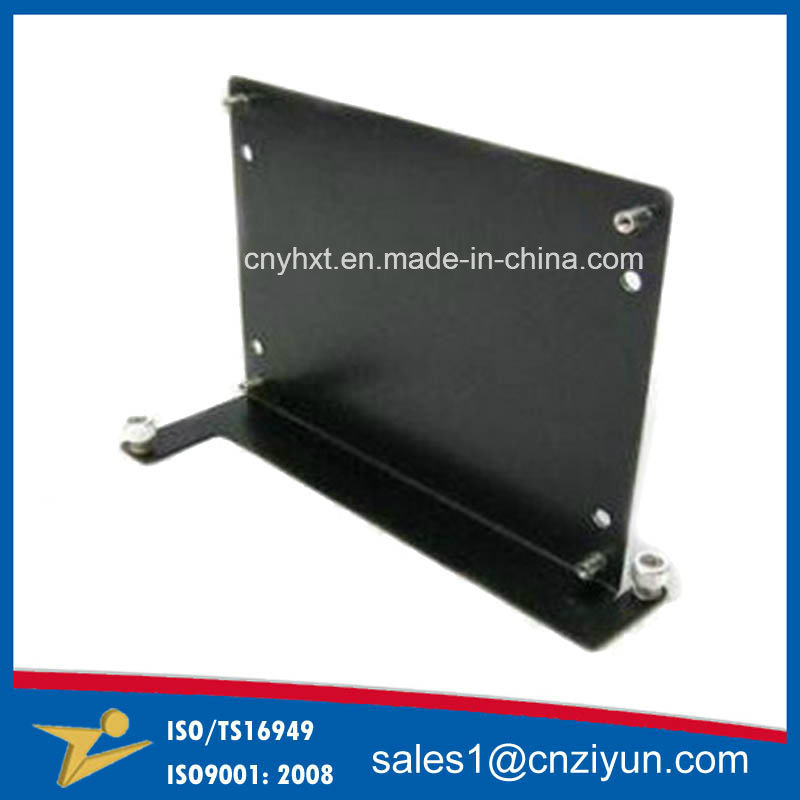 Advanced Black Anodizing Sheet Metal Fabrication