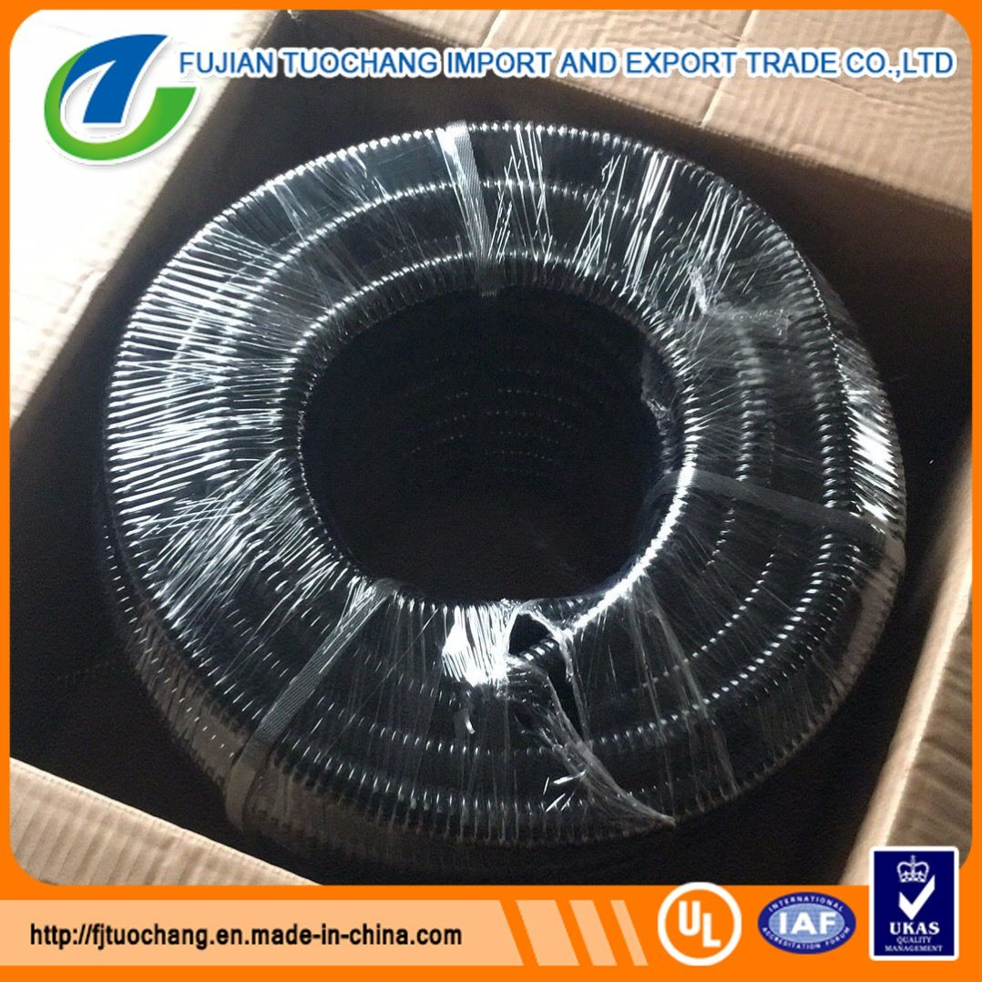 China Ul Standard Flexible Metal Conduit For Electrical Wiring Wire Pipe