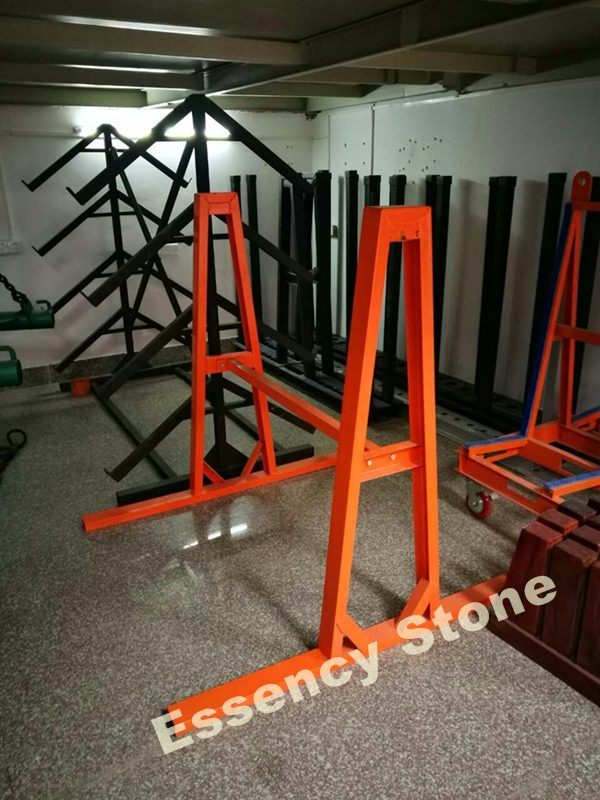 Detachable Steel A Frame For Stone Slab