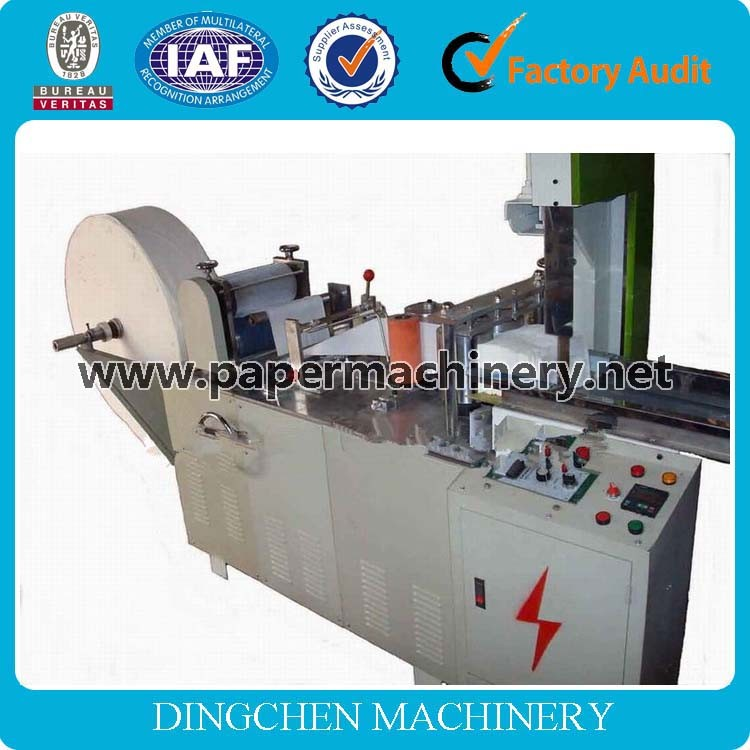 China 2017 Automatic High Performance Tissue Paper Converting Two