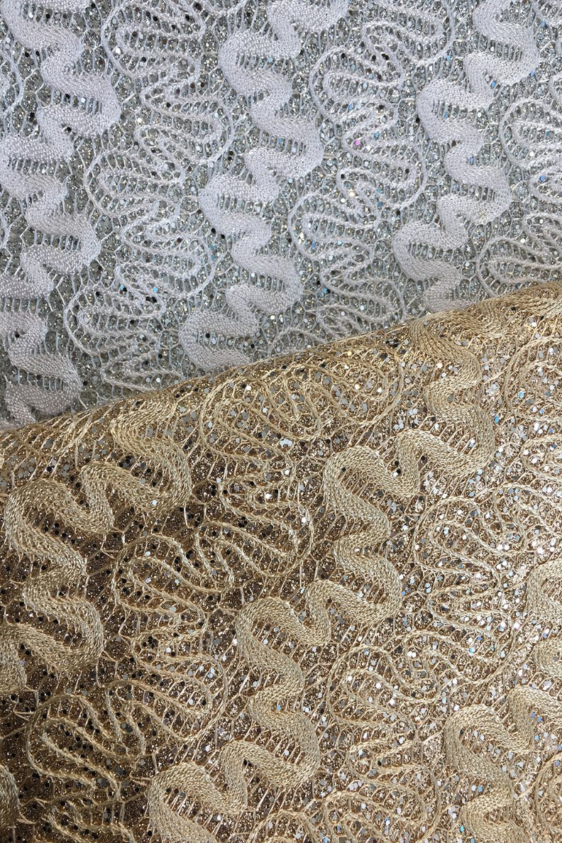 Beautiful Glitter Artificial Synthetic Leather for Shoes, Garment, Decoration, Furniture (HS-Y64)