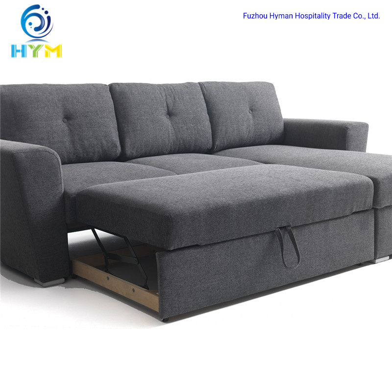 China Living Room King Size Sofas Beds