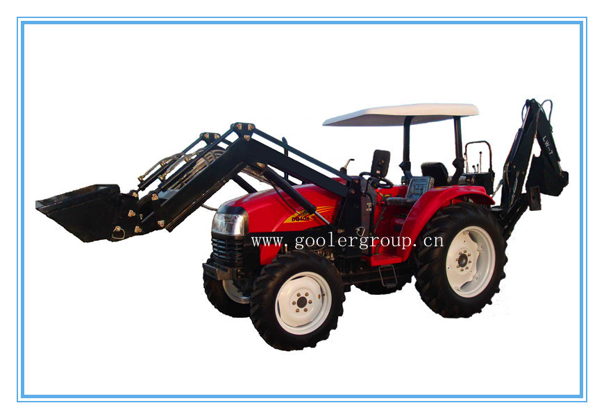 Agriculture Wheeled Tractor (DQ404DQ554, TZ04D, LW-7)