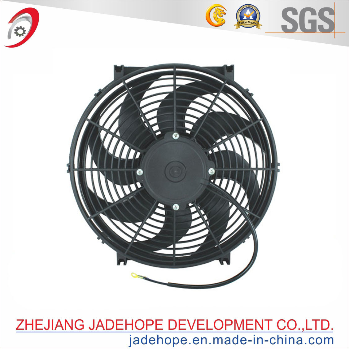 Electronic Auto Cooling Fan for The Auto Air-Conditioner Parts pictures & photos