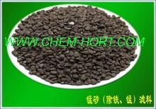 Manganese for Water Treatment with Awwa Standard, F03 Series, Greensand