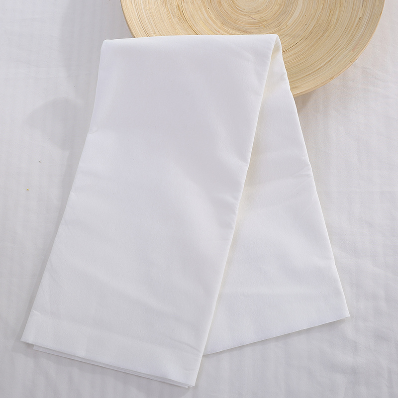 Soft Factory Directly Disposable Non-Woven Bath Towel pictures & photos