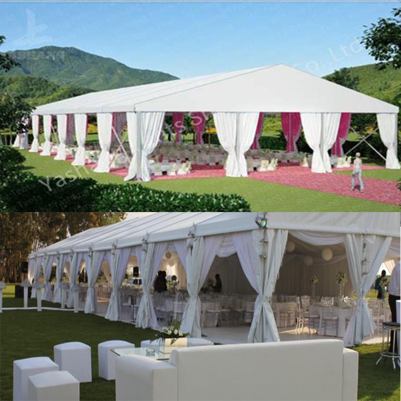 China Fartory Direct Sale Outdoor Canopy Circus Wedding Tents Used