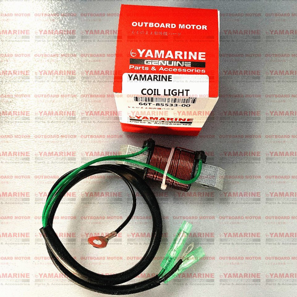 66T-85540-01 66T-85540-00 CDI Coil Unit Assy suits for Yamaha E 40XMH 2T Boat