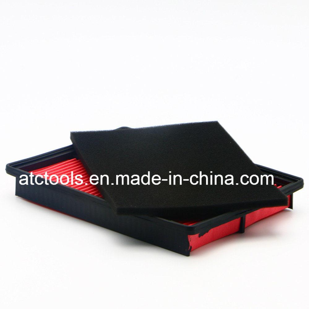 honda gx610 gx620 17210-zj1-841 foam pre-filter combo air filter