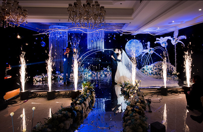 China cool fire wedding decoration stage effect flame machine dj cool fire wedding decoration stage effect flame machine dj equipment junglespirit Image collections