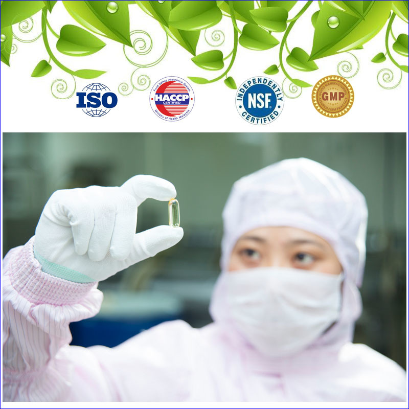 Coenzyme Co Q10 Softgel with GMP Certificate pictures & photos