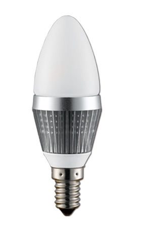LED Candle Lamp 3W Dimmable LED Candle Light