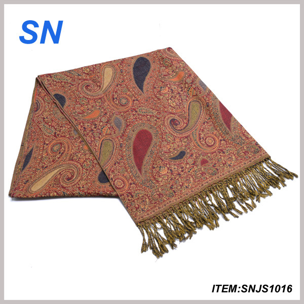 Lastest Fashion Winter Scarf Shawl for Ladies pictures & photos