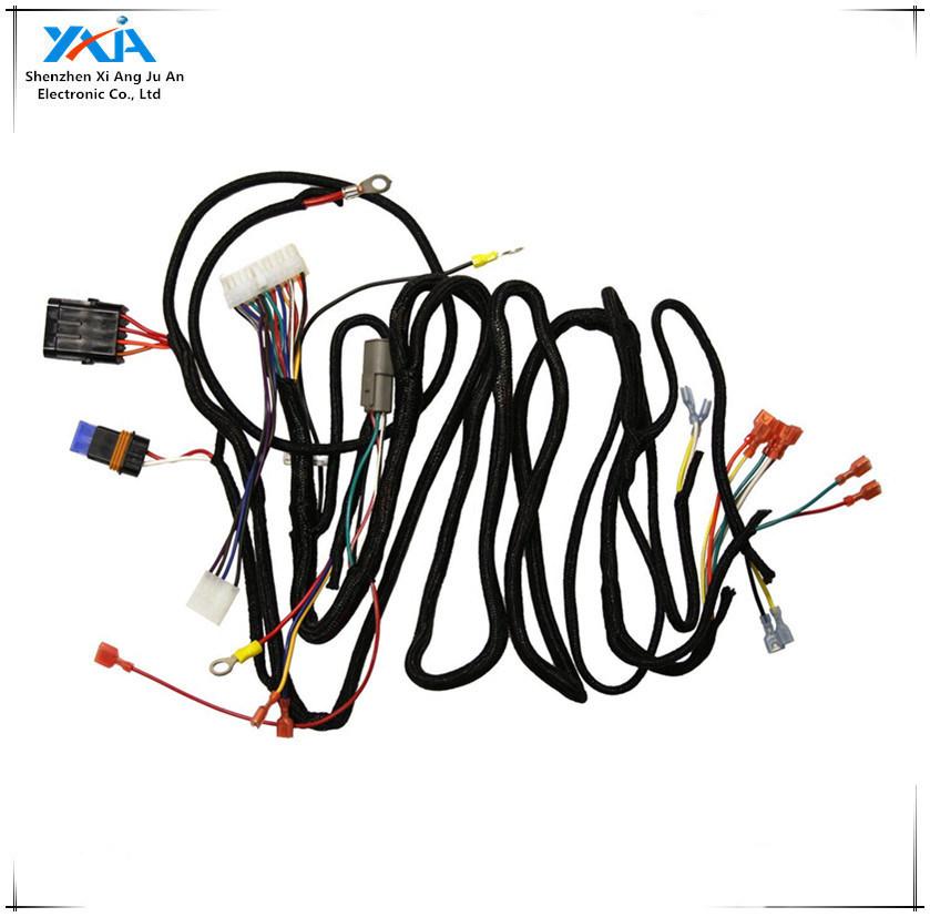 China Xaja Double DIN Radio Stereo Navigation Bezel Dash Kit ... on