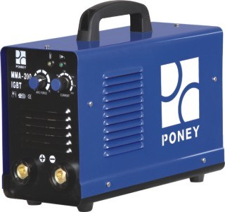 Portable Inverter IGBT Arc Welding Machine (MMA-160A/180A/200A/250A) pictures & photos