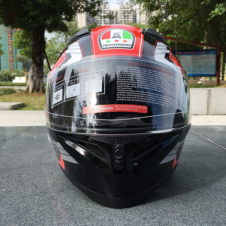 Custom Decal Motorcycle Helmets For Adults Of Chinese Factory