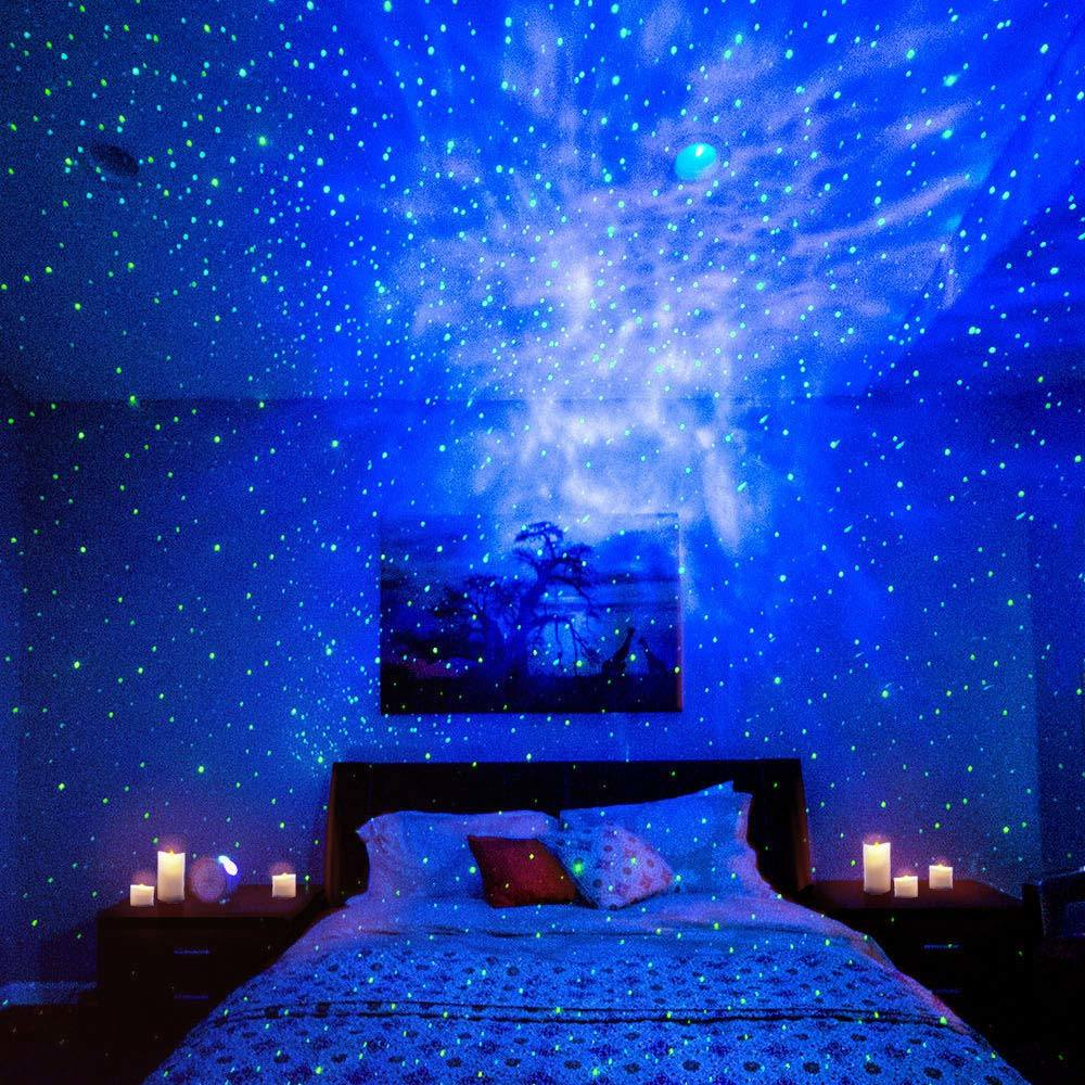 China Starry Night Light Projector Galaxy Ceiling Projector For Kids Photos Pictures Made In China Com