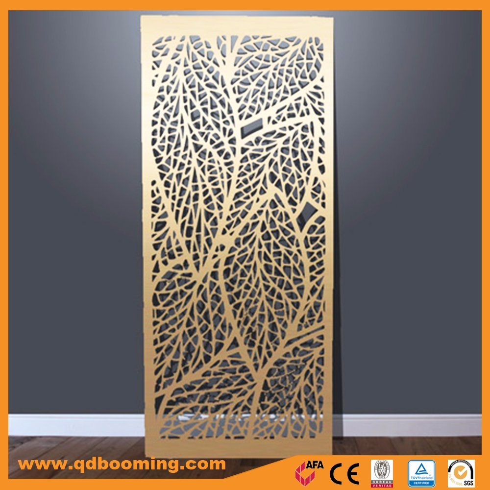 [Hot Item] Wholesale Hot Metal Laser Cut Garden Decorative Screens for  Design