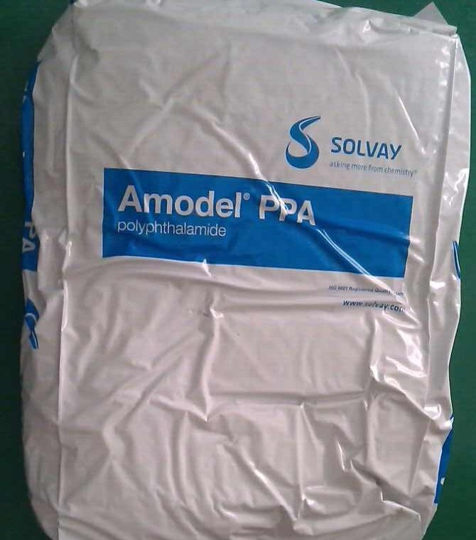 Solvay Amodel a-4122 Hr (PPA A4122 HR) Wh117 White Engineering Plastics