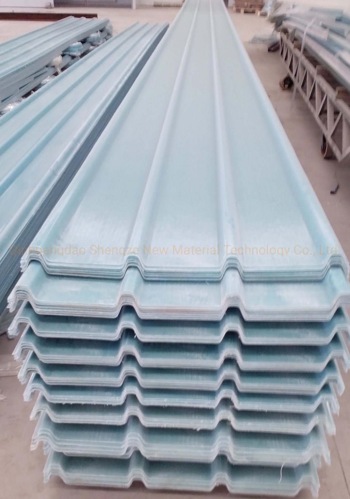 China Factory Customization Translucent Fiberglass Roof Panels For Greenhouse Photos Pictures Made In China Com