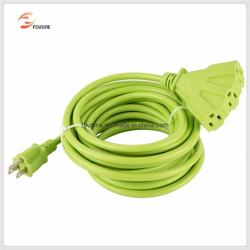 UL/ETL Sjtw Outdoor Power Cord Extension Cord pictures & photos