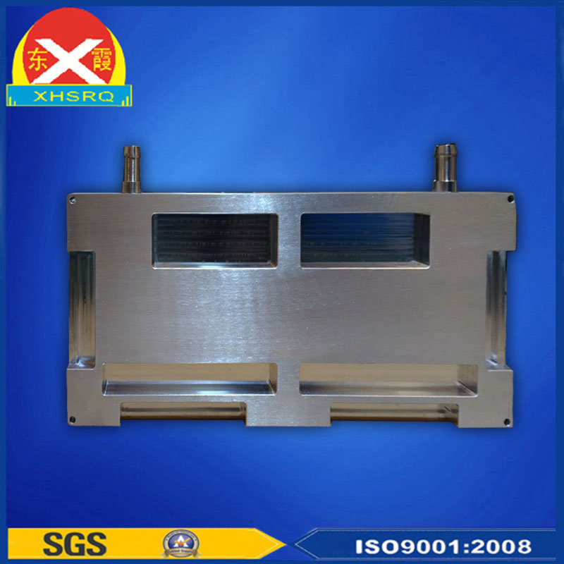 Aluminum Heat Sink for Welding Machinery