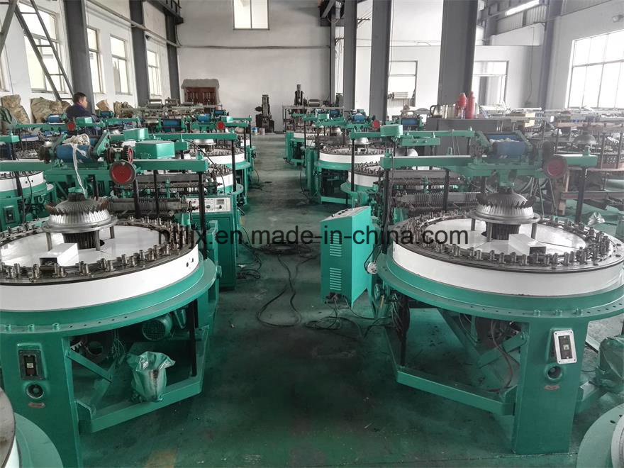 Mechanical Lace Braiding Machine