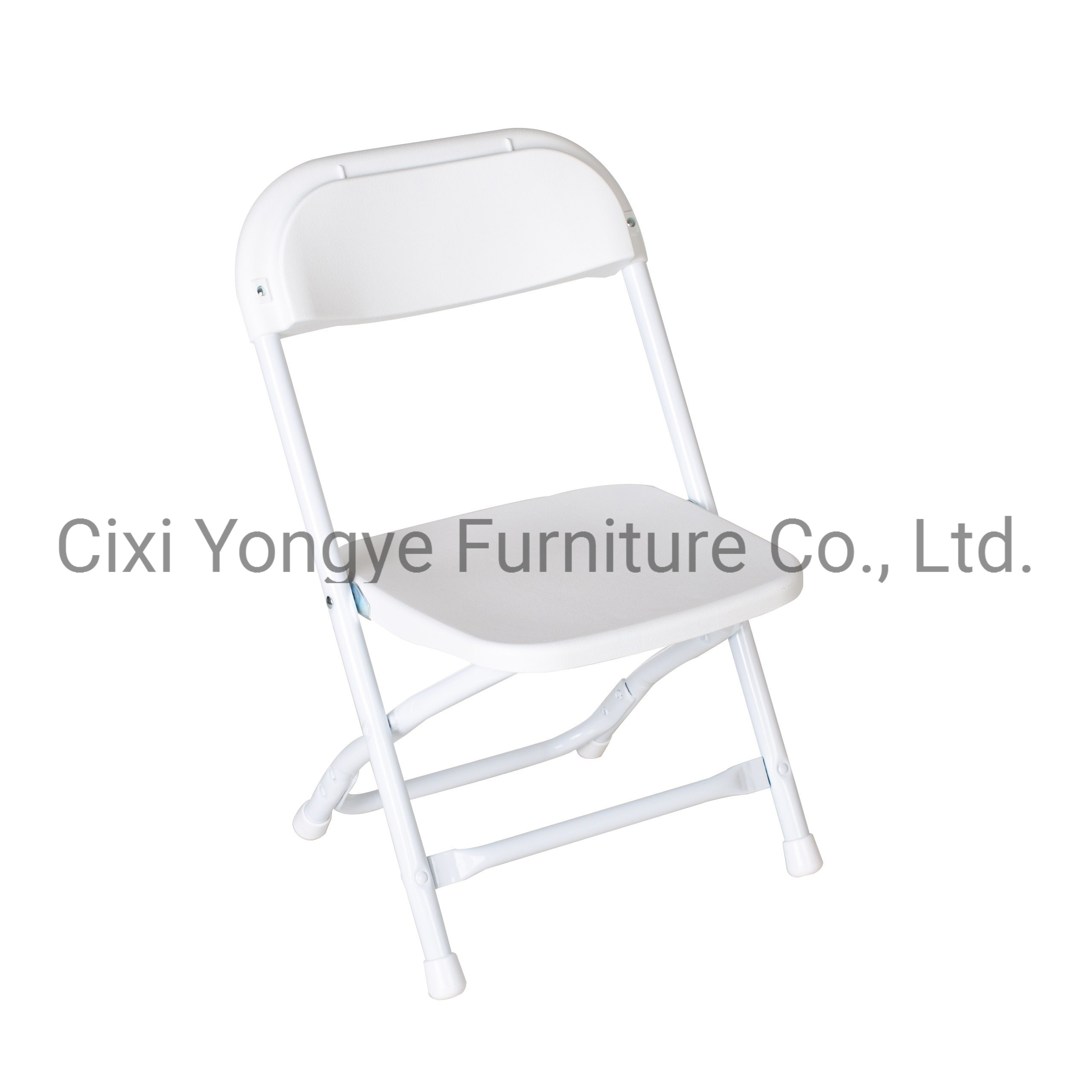 Hot Item Resin Outdoor Dining Furniture Kids Plastic Folding Chair