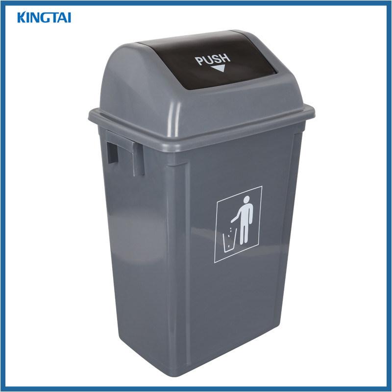 [Hot Item] Standing Garbage Bin Recycle Bin Kitchen Bins with Push Lid