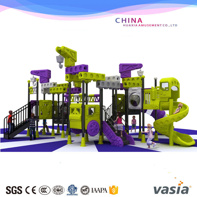 Children Outdoor Playground Equipment New Design Professional Equipment for Outdoor pictures & photos