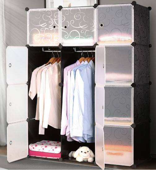 Environmental Plastic Small Bedside Tables Diy Design Mini Storage Cabinet Ep 13