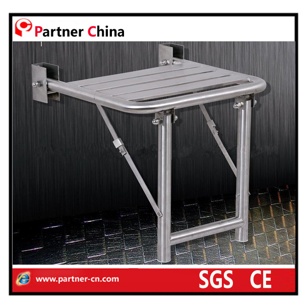 Manufacturers Direct Export Stainless Steel 304 Shower Seat (08-001)