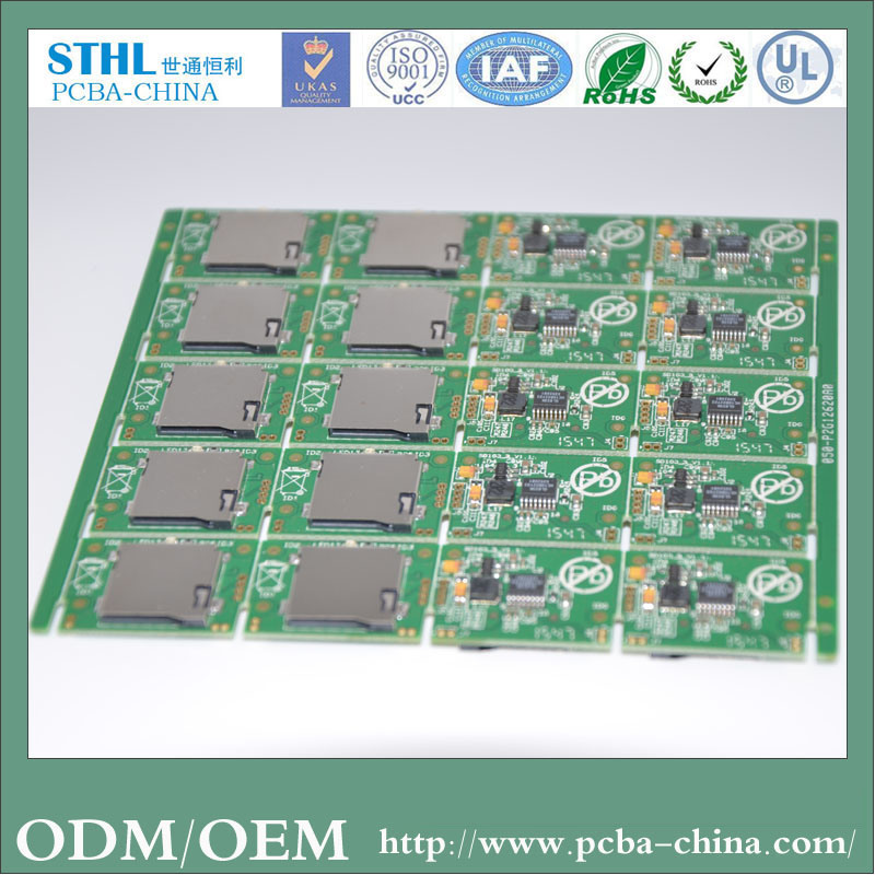 High Quality Rigid PCB Manufactue From Shenzhen pictures & photos