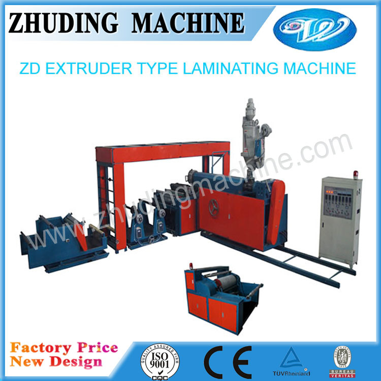 Woven Fabric Laminating Machine on Sales