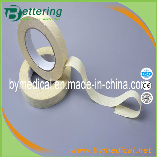 Chemical Sterilization Indicator Tape for Autoclave Steam Sterile