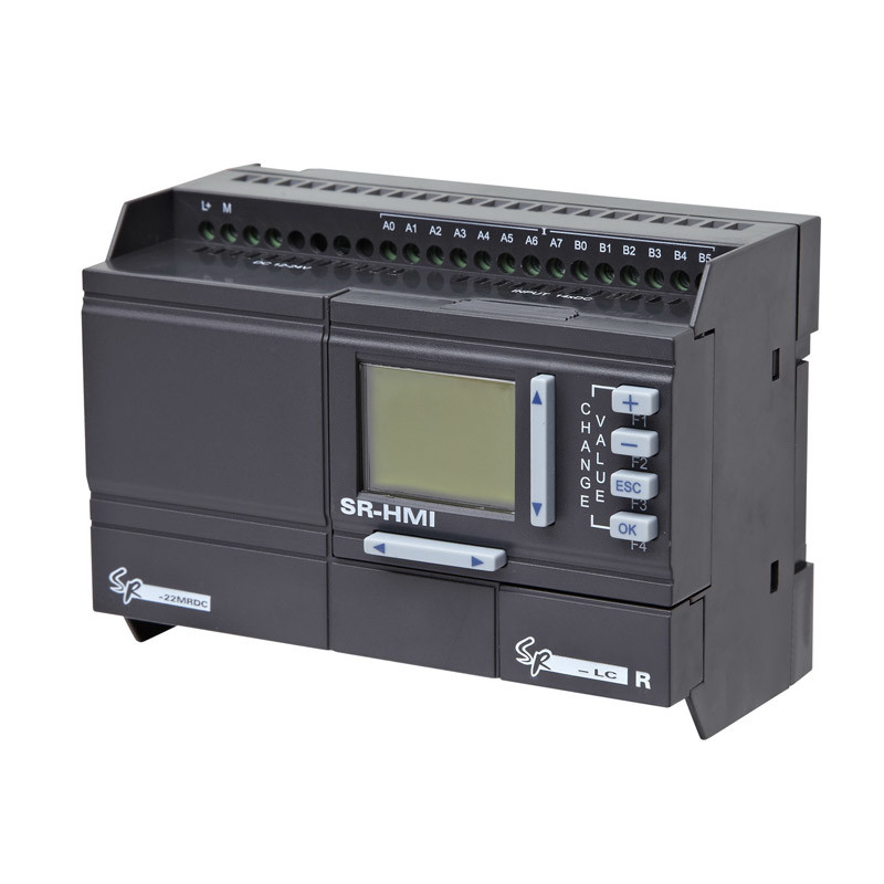 PLC Sr-22mrdc PLC Controller LED Display