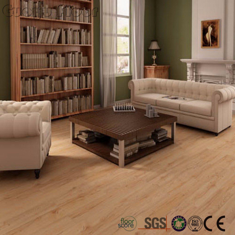 China Glue Free And Self Adhesive Wood Pattern Pvc Vinyl Flooring Tiles Plastic