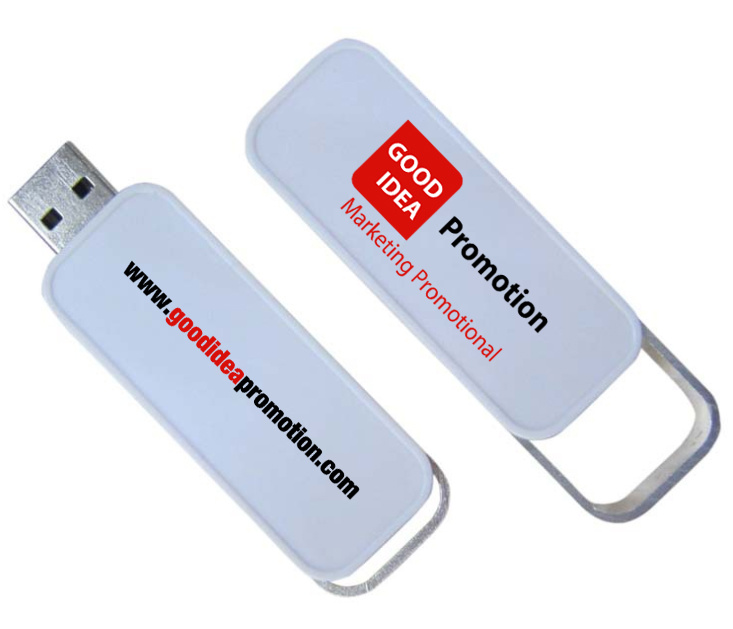 Metal Mini USB Flash Drive with Keychain Design pictures & photos